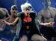 Lady Gaga стала триумфатором MTV Europe Music Awards