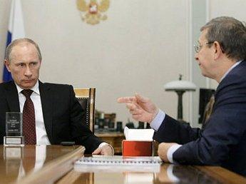 Евтушенков прибыл в Кремль на встречу с Владимиром Путиным