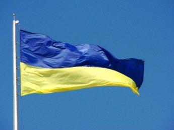 В Новосибирске несколько памятников раскрасили в цвета украинского флага