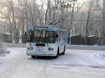 В новосибирском троллейбусе родилась девочка