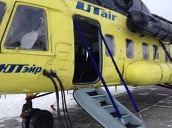 Приставы арестовали семь вертолетов UTair по иску Альфа-Банка