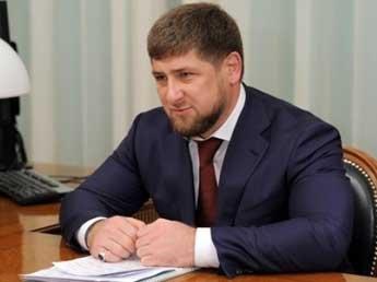 """Кадыров заявил, что как """"пехотинец Путина"""" готов выполнить любой его приказ"""