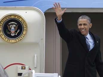 """СМИ: саудовское ТВ """"стерло"""" Мишель Обаму из-за нарушения этикета"""