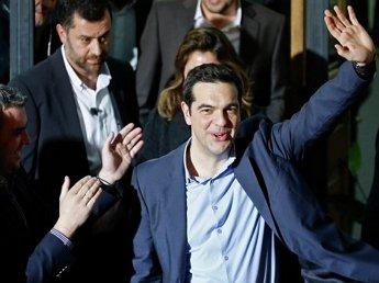 Премьер-министр Греции Алексис Ципрас принес гражданскую присягу