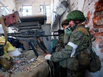 Киев предложил прекратить огонь и подписать график исполнения минских решений