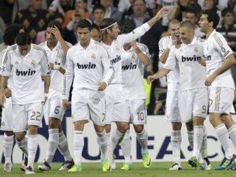 Названы самые богатые футбольные клубы мира