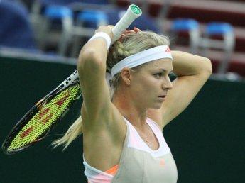 Теннисистка Мария Кириленко показала своего мужа