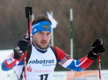 Гараничев стал третьим в гонке преследования 24 января