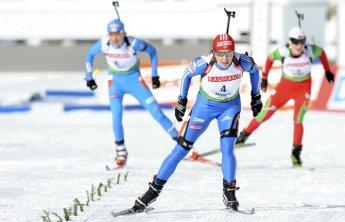 Кубок мира по биатлону: две гонки преследования состоятся в Италии 24 января