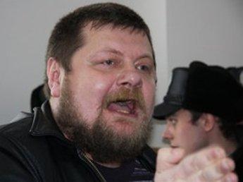 """Мосийчука и бойцов """"Азова"""" сняли на видео при ограблении офиса киевской компании"""
