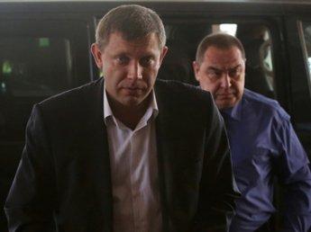 В Донецке представитель Киева встретился с лидерами ДНР и ЛНР