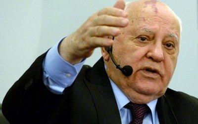 Горбачев предсказал ядерную войну