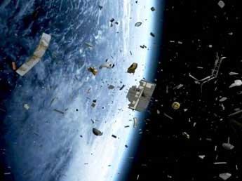 NASA: Россия занимает первое место по замусориванию космоса