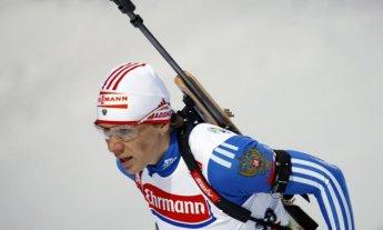 Женская сборная России по биатлону выступит в эстафете