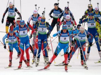 Россиянки снова остались без медалей на Кубке мира по биатлону-2015