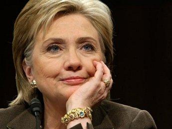 Хиллари Клинтон спародировала Путина ради выборов