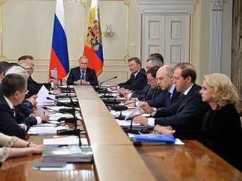 Путин одобрил антикризисный план: он обойдется в 2,7 трлн рублей
