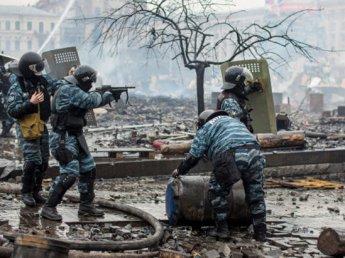 """Снайпер с Майдана рассказал, как стрелял в бойцов """"Беркута"""""""