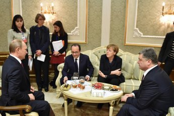 """Лавров заявил, что переговоры в Минске """"идут лучше, чем супер"""""""