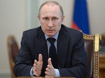 Путин: По нашим данным, оружие на Украину уже поставляется