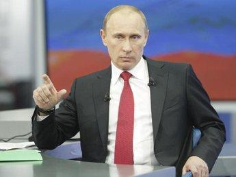 Путин рассказал, почему и как присоединили Крым