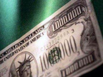Турецкая полиция изъяла подлинную купюру в миллион долларов США