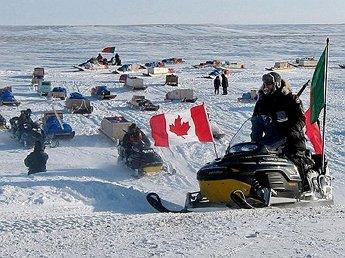 Вслед за Россией Канада начала военные учения в Арктике