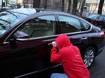 Опубликован ТОП-10 самых угоняемых автомобилей