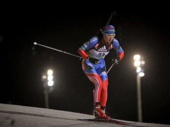 Индивидуальная гонка по биатлону среди женщин состоится в Финляднии