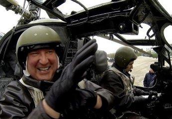 Рогозин рассказал о «летающем танке» Ка-52