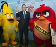 """�������"" �� ���� Angry birds ���� �������� ������ ��� �� �������"