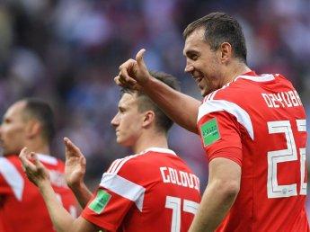 Букмекеры озвучили прогноз на матч Россия - Египет ЧМ по футболу 2018