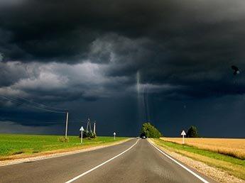 Ученые выяснили, как долгая пасмурная погода может навредить здоровью