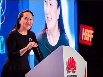 Финансовый директор Huawei задержана в Канаде за махинации