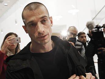 Во Франции вынесли приговор художнику Павленскому за поджог главного банка страны