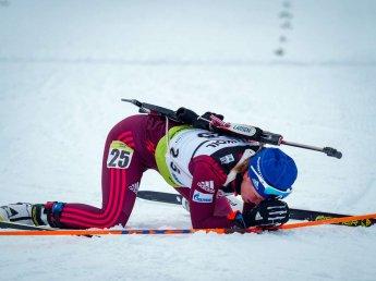 Россиянки выступят в спринте на этапе Кубка мира по биатлону