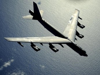 Ядерный бомбардировщик США сымитировал удар по РФ, пролетев над Балтикой