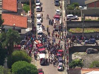 Подростки устроили кровавую бойню в школе Бразилии: минимум восемь убитых