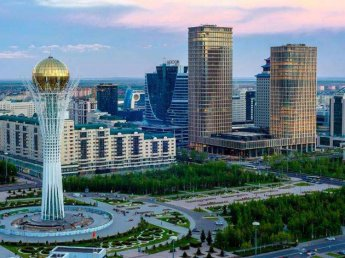 Столицу Казахстана официально переименовали в Нур-Султан