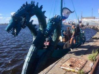 В Финляндии пограничники приняли российскую яхту за