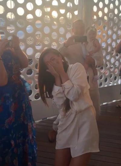 В Сеть попало первое фото дочери Нюши