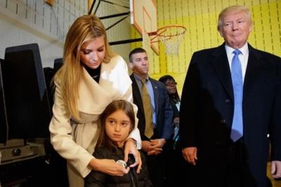 Внучка Дональда Трампа произвела изумительный фурор в КНР