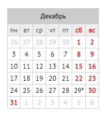 Как отдыхаем на Новый год 2019: выходные и праздничные дни в январе, календарь праздников