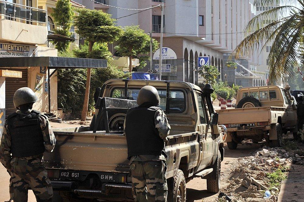 Количество погибших заложников в столице Мали возросло до 15 человек – СМИ