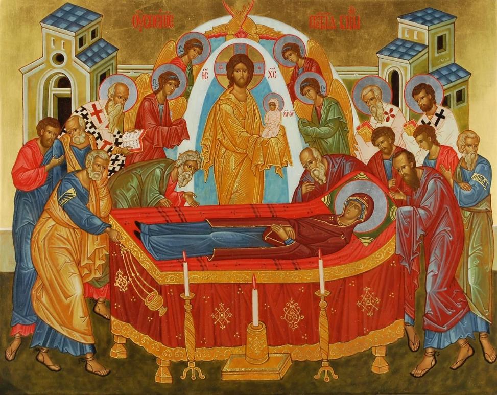 Какой сегодня праздник 28 августа 2019: церковный праздник Успение Пресвятой Богородицы отмечают в России