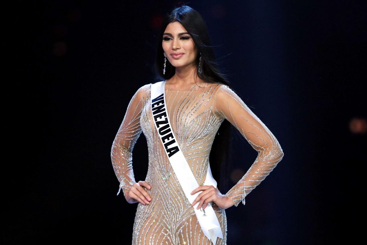 Победительницей конкурса Мисс Вселенная стала филиппинка Катриона Грэй (ФОТО)