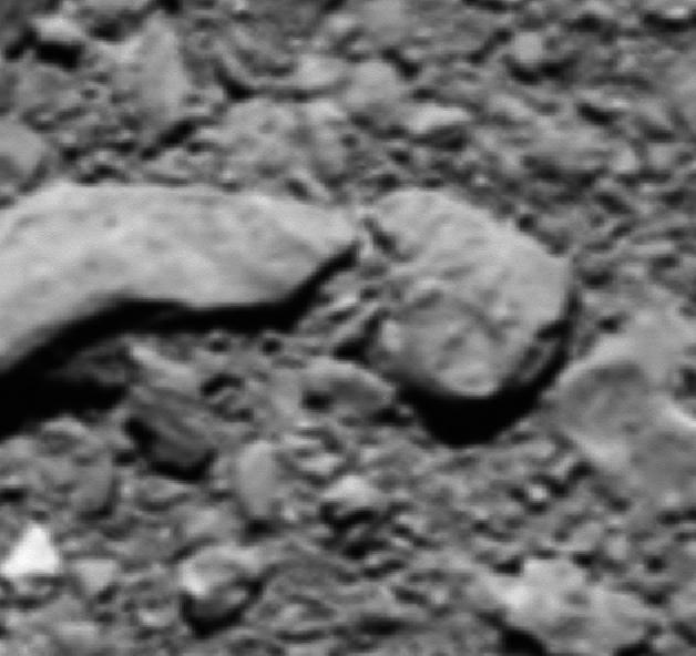 Ученые отыскали новейшую фотокарточку спогибшей «Розетты»