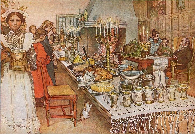 Какой сегодня праздник 10.01.2019: церковный праздник Домочадцев день или Рождественский мясоед