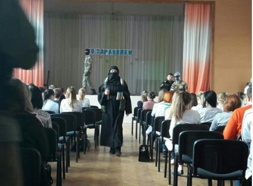 СКР проверит учебное нападение шахидов наколледж вЛенобласти