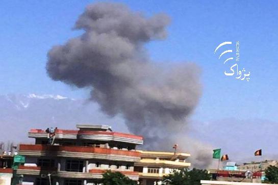 Сообщается одесятках погибших в итоге взрыва вКабуле